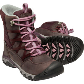 Keen Hoodoo III Lace Up Shoes Women pink/red